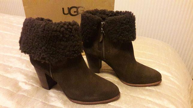 Ботинки полусапожки зимние Ugg оригинал 39 р.