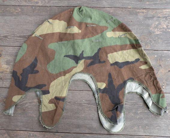 Pokrowiec us army hełm M1 woodland 83r.