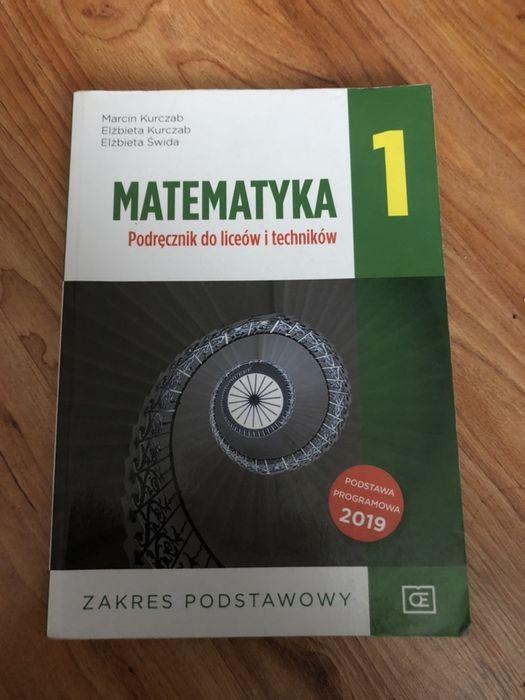Podręcznik do matemtyki (zakres podstawowy.) Kraków - image 1
