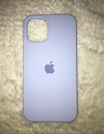 Capa azul para iphone 12 mini