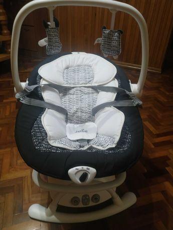 Электронная качеля для новорожденных