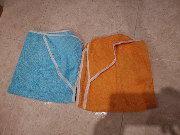Toalhas Turcas  banho bebé