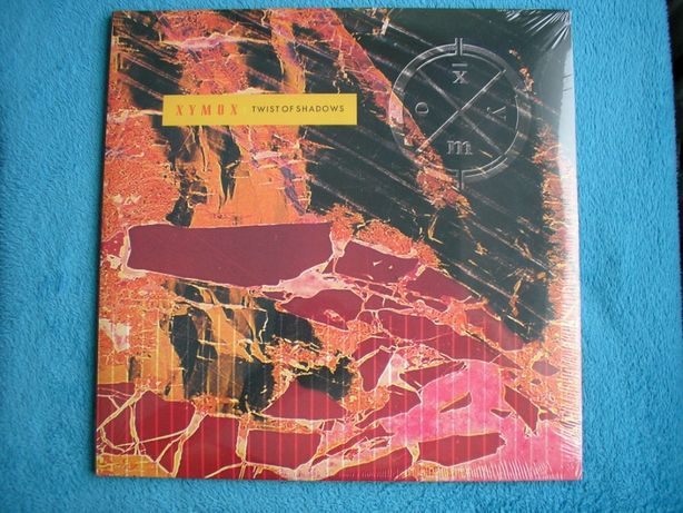 Clan Of Xymox /Xymox-Twist Of Shadows RARE ,Ltd RED (Depeche Mode)