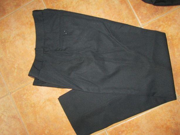Calças pretas para restauração nº 40 e 42