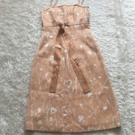 Платье на брителях Luca Luca