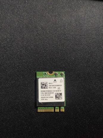 Módulo/Placa Wi-Fi Realtek RTL8852AE Wi-Fi 6 802.11ax