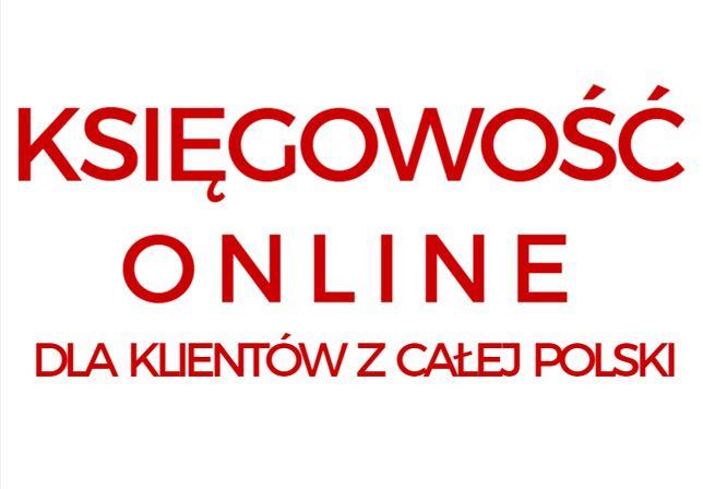 Księgowość, doradztwo prawne i podatkowe - ONLINE - CAŁA POLSKA,