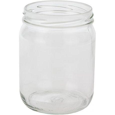 Продам стеклянные банки емкостью 0,5л