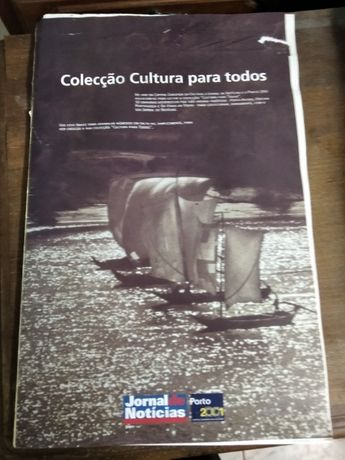 Coleção cultura para todos Porto 2001 capital europeia