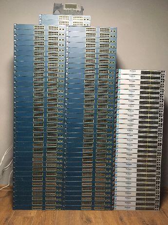 Коммутатор POE Cisco 3560-24ps-s свитч