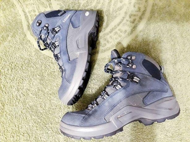 Ботинки lowa термо gore-tex 35 р