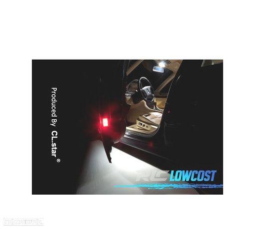 KIT COMPLETO DE 18 LÂMPADAS LED INTERIOR PARA BMW 7 SERIE E32 730I 730IL 735I 735IL 740I 740IL 750I