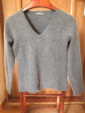 Kaszmirowy sweterek cashmere M 38