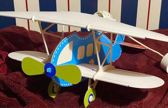 Candeeiro Aviao como novo