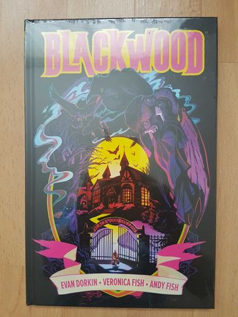 Komiks Blackwood