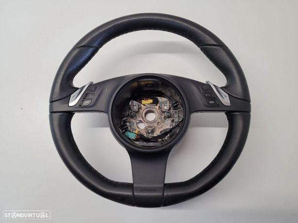 Volante Porsche Panamera 970 Cayenne 958 c/ multifunções