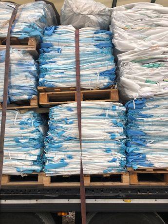 Worki Big Bag Używane na zboże kukurydzę czyste pojemność 1000kg