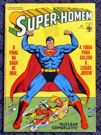 BD - Super-Homem #20 e 63