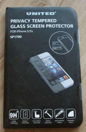 Folia ochronna iPhone 5/5s, nowa