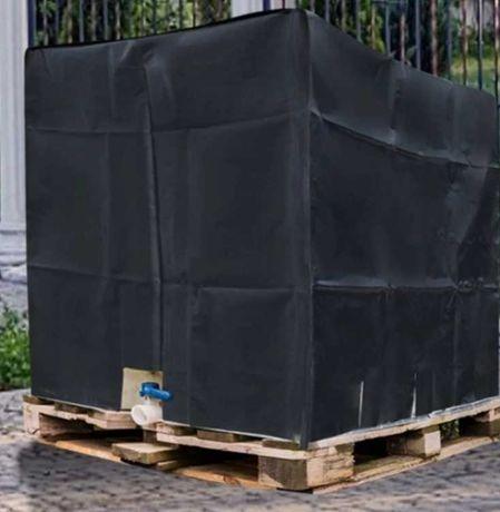Proteção de depósito de 1000 litros / IBC