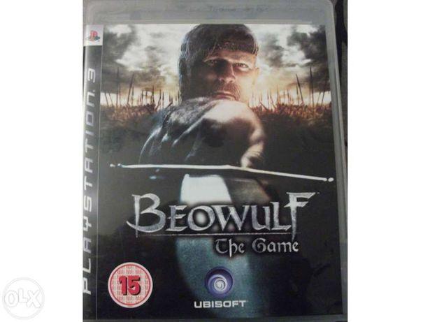 Jogo ps3 Beowulf
