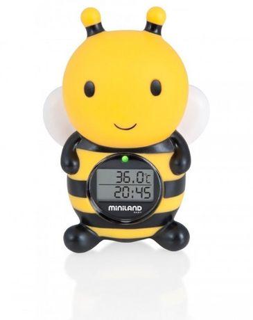 Детский цифровой термометр Miniland Thermo Bath для воды и воздуха