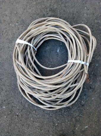 Продам кабель силовой сварочный длиной 50 метров