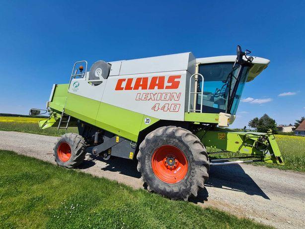 Claas Lexion 440 , stoł do rzepaku  C600 ,