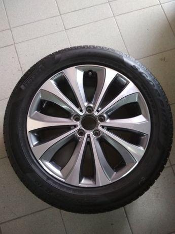 19 - дюймовые зимние колеса Mercedes GLE V167 W167 8Jx19 ET61
