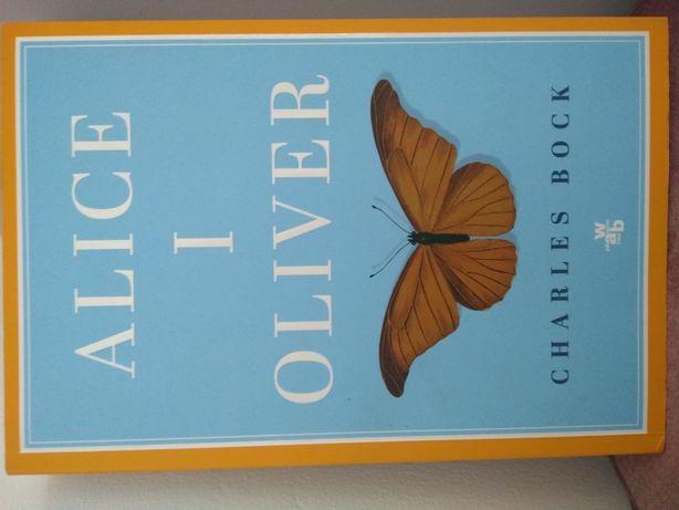 """,,Alice i Oliver"""" Charles Bock"""