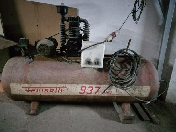 Compressor 500 lts atualização