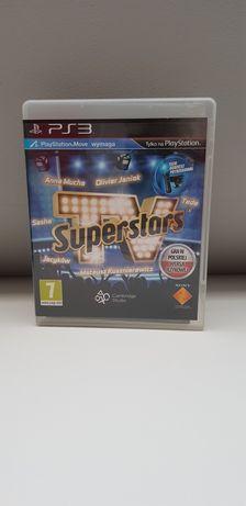 Move Superstars TV PL na PS3