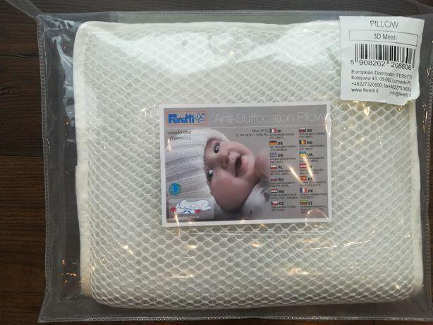 Poduszka antyuduszeniowa dla noworodka Feretti 3D-NOWA