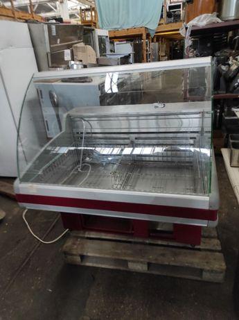 Морозильная витрина бу с гарантией для кафе магазина б/у