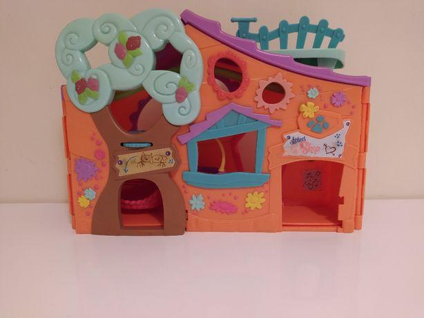 Domek dla Littlest Pet Shop - oryginalny