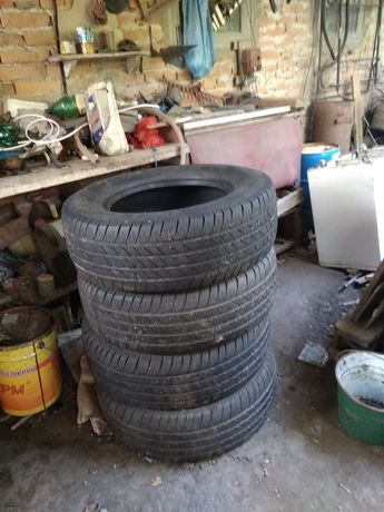 Продам комплект зимової гуми Micheline