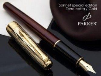 Ручка Parker Sonnet Terracotta special edition