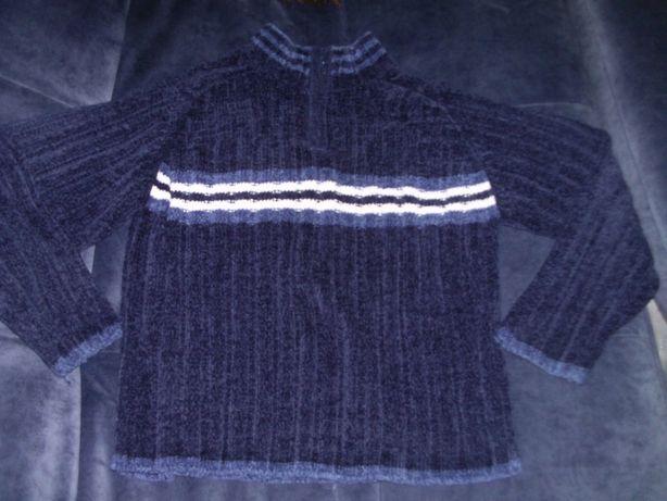 Теплый свитер джемпер для мальчика рост 140 см Adams Kids
