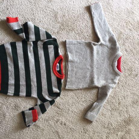 Camisolas de malha ZIPPY tamanho 2/3anos
