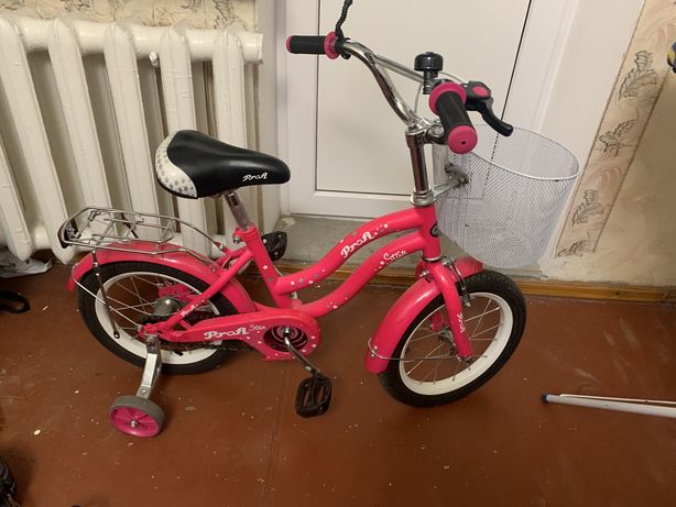 Велосипед детский двухколесный Profi Racer 14