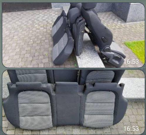 Сидіння Skoda Superb 2011
