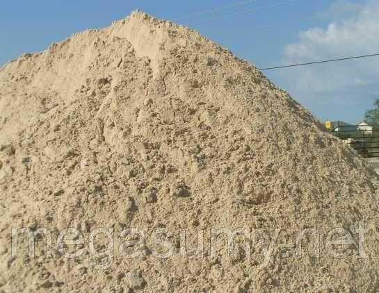Piasek kopany płukany piach pospółka pospóła z transportem podsypka -