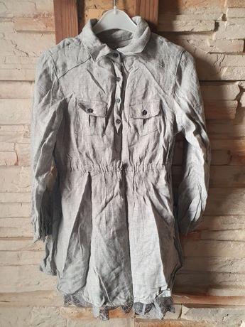 Niebanalna sukienka Zara 5- 6 lat okazja