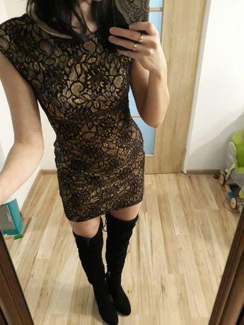 Piękna sukienka. 38, m
