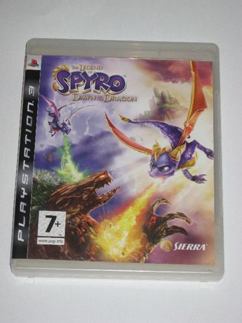 Gra The Legend of Spyro Dawn of the Dragon PS3 BDB