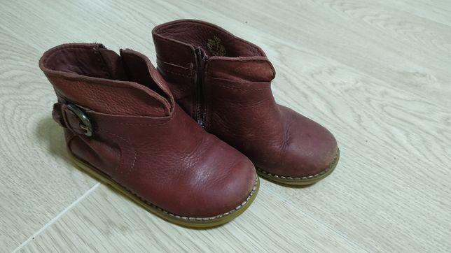 Полусапожки сапоги сапожки ботиночки ботинки Zara