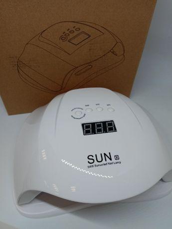 UV LED лампа для маникюра Sun X 54 Вт