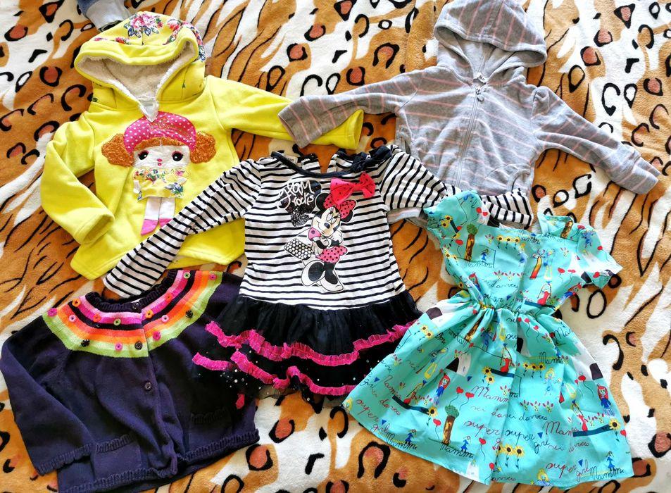 Пакет вещей для девочки Краматорск - изображение 1