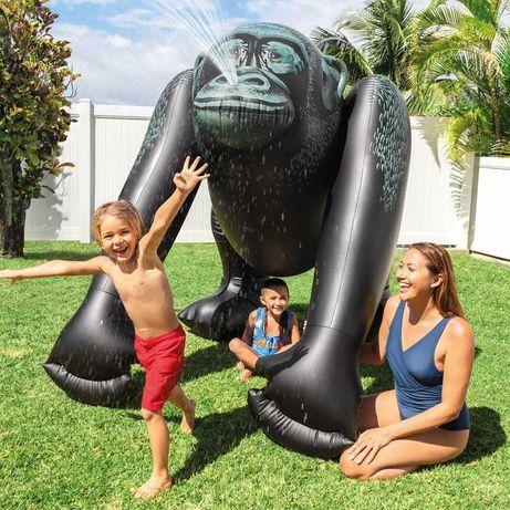 Gorila Insuflável c/ jacto de água  170x170x185cm *Artigo Novo*