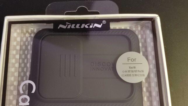 Capa NILLKIN Nova Xiaomi Mi 10T Pro 5G / Xiaomi Mi 10T 5G